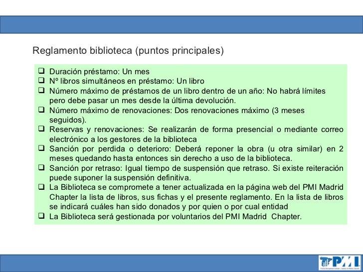 Lista de libros (II)