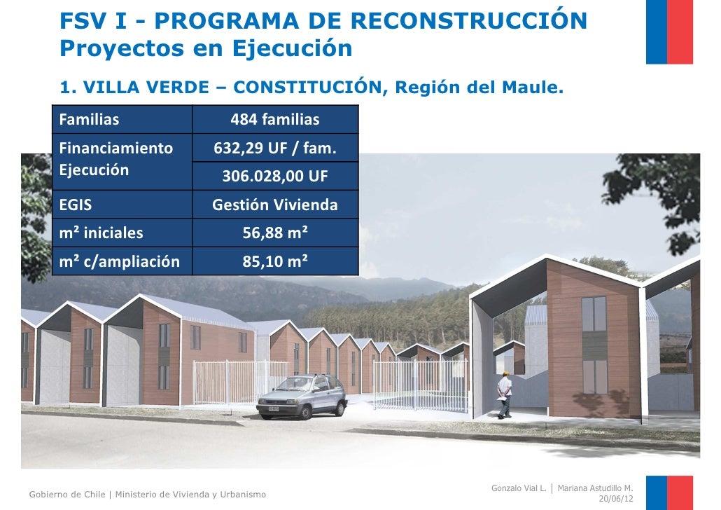 Presentaci n serviu maule seminario levantando chile en madera - Programa para planos de viviendas ...
