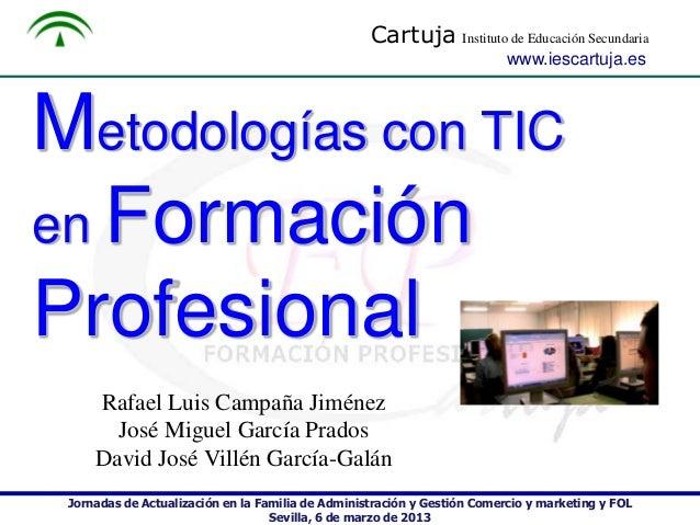 Cartuja Instituto de Educación Secundaria                                                                          www.ies...