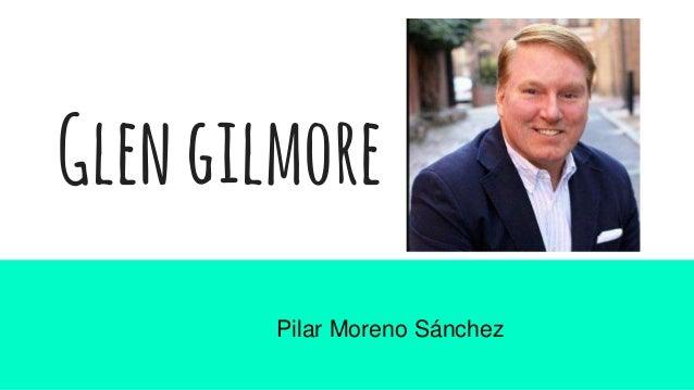 Glengilmore Pilar Moreno Sánchez