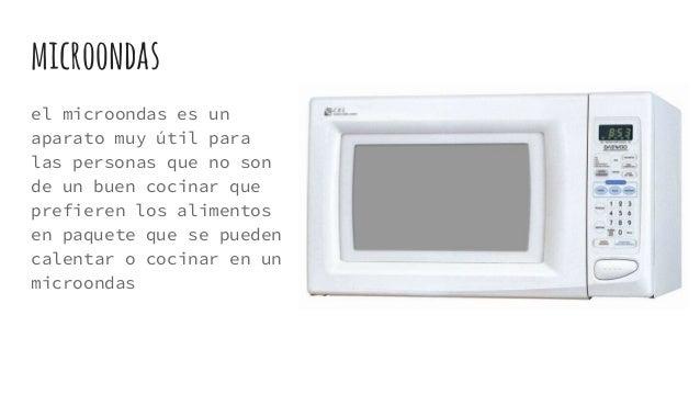 Los 10 inventos tecnologicos mas importantes para mi - Cocinar en el microondas ...