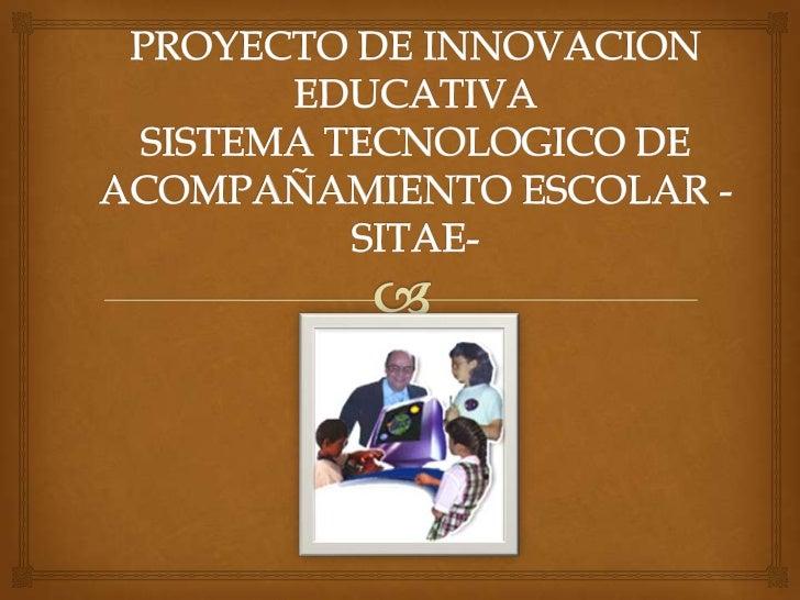 1. El problema que el proyecto pretende resolver, gira entorno a:• La problemática presentada en la franja de supervisión ...