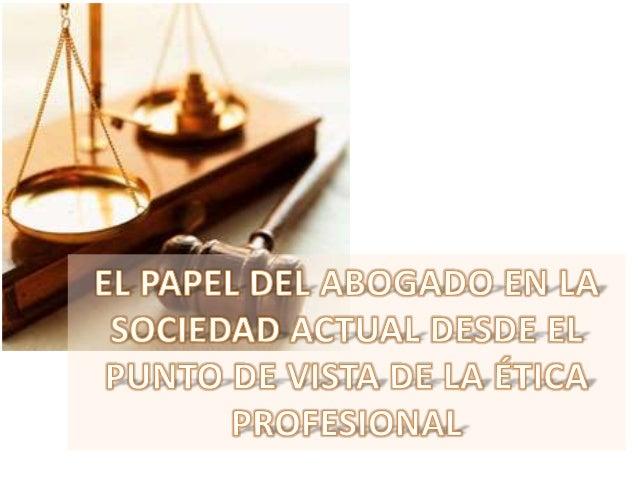 """""""La abogacía puede ser la más noble de las profesiones o el más vil de los oficios"""". – José Campillo. La dignidad del abog..."""