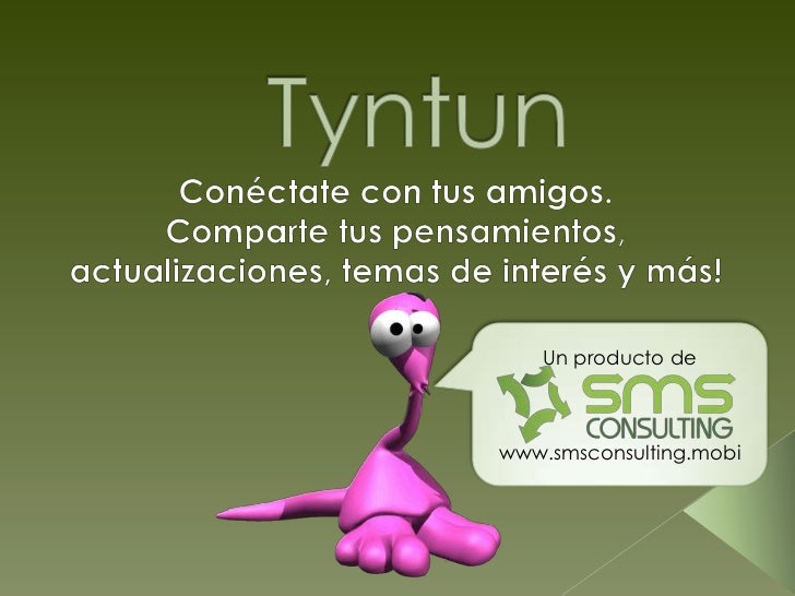 Un producto dewww.smsconsulting.mobi