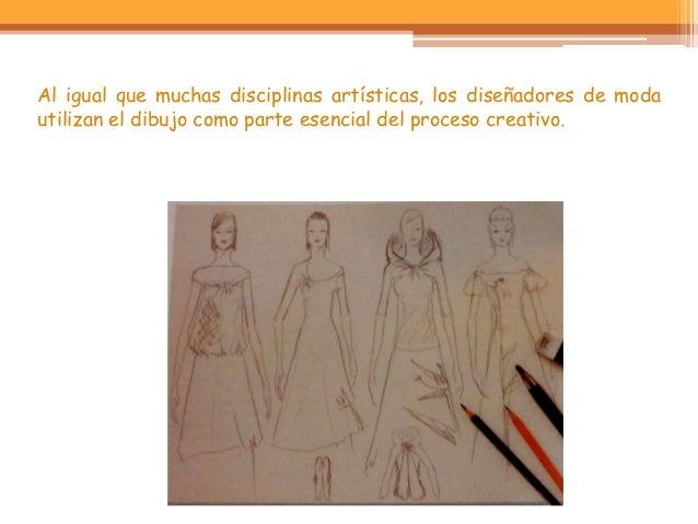 Al igual que muchas disciplinas artísticas, los diseñadores de modautilizan el dibujo como parte esencial del proceso crea...