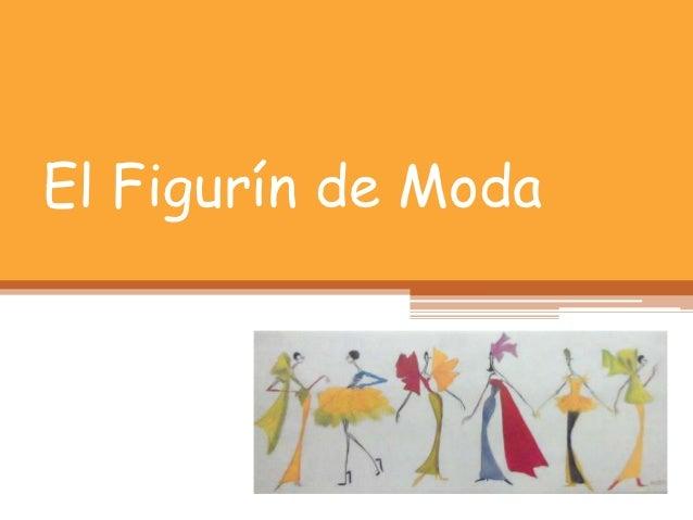 El Figurín de Moda