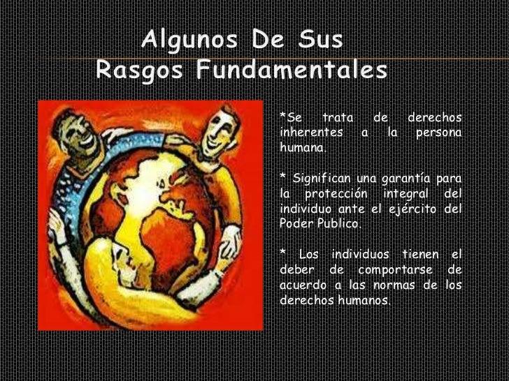 •   El   principio   de     universalidadconsagra        el        entendimientoprogresivo      de    los      derechoshum...