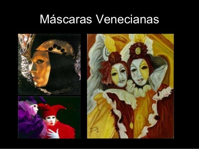 Presentación sobre máscaras