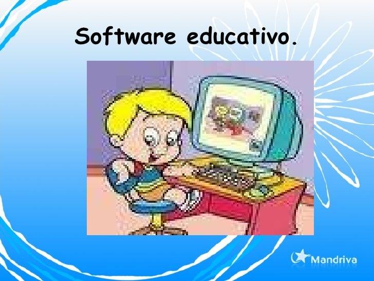 Software educativo.