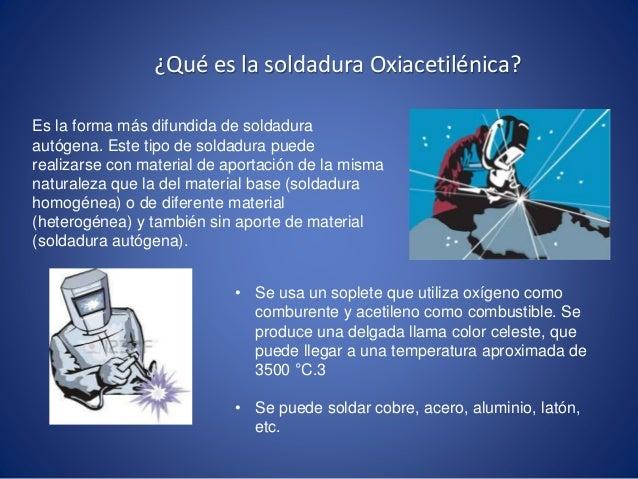Presentaci n soldadura for Que es soldadura