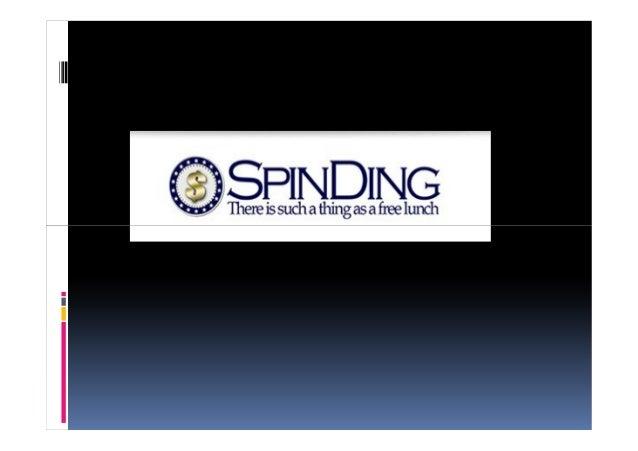 Che cosa è SpinDing? Si tratta di un'applicazione o piattaforma per Smartphone basata su Android e Apple, che permetterà a...