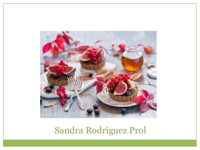 Sandra Rodríguez Prol