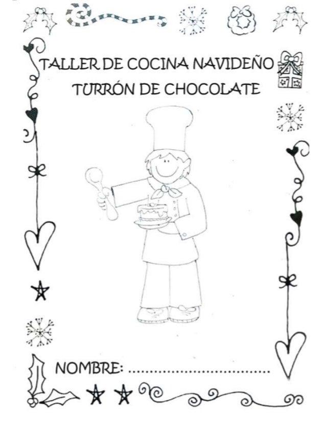 Taller de cocina navide o for Taller de cocina teruel