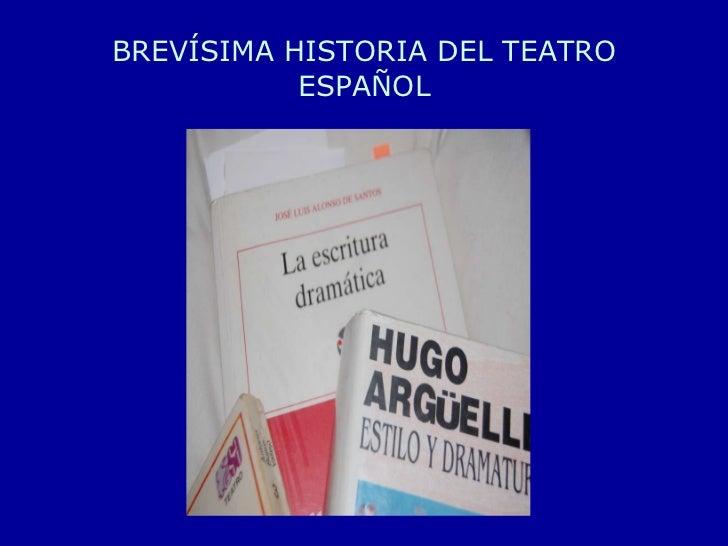 Presentación teatro castellano   charo pps Slide 3