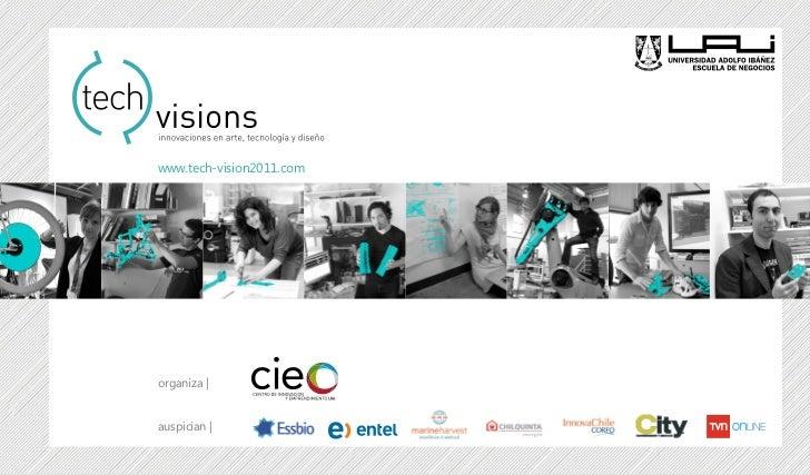 www.tech-vision2011.comorganiza  auspician  