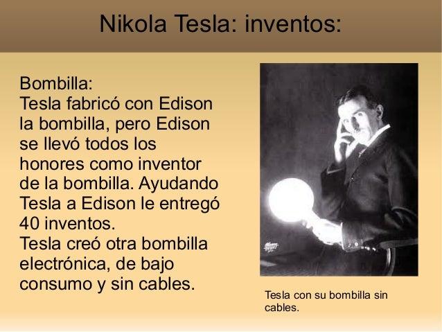 Presentaci 243 N Tesla