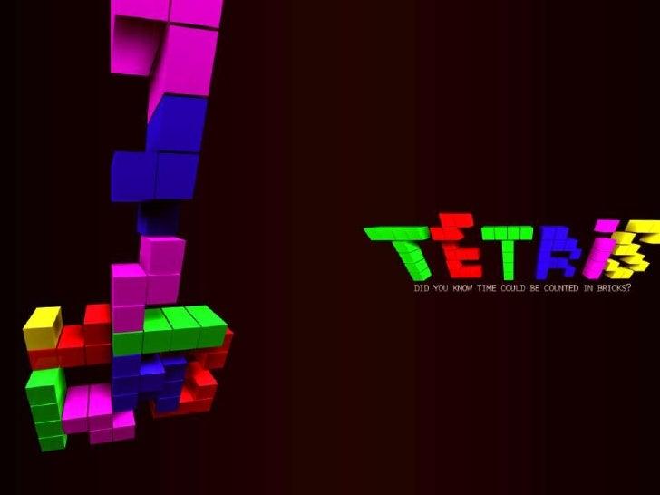 ¡Tetris! Slide 2