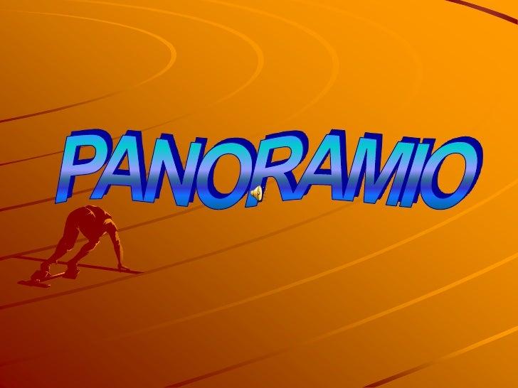 PANORAMIO<br />