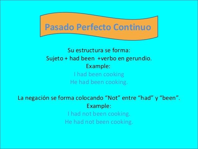 tiempos verbales en ingles estructura pdf
