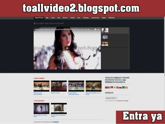 Sexy video website