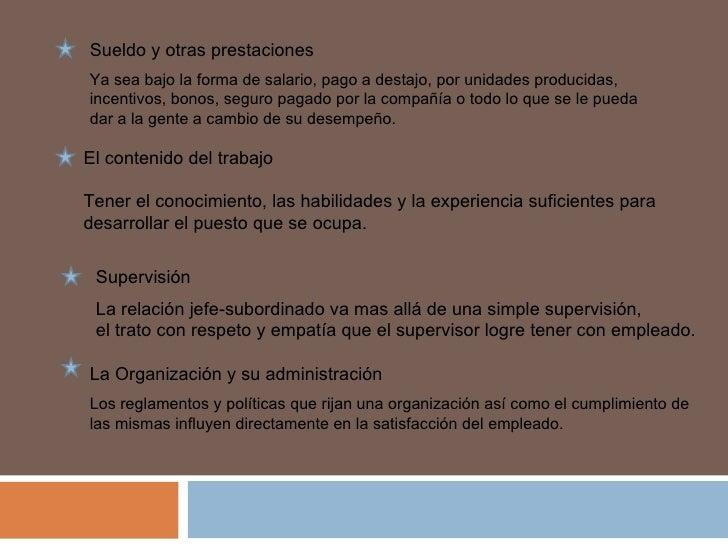 Sueldo y otras prestaciones Ya sea bajo la forma de salario, pago a destajo, por unidades producidas, incentivos, bonos, s...