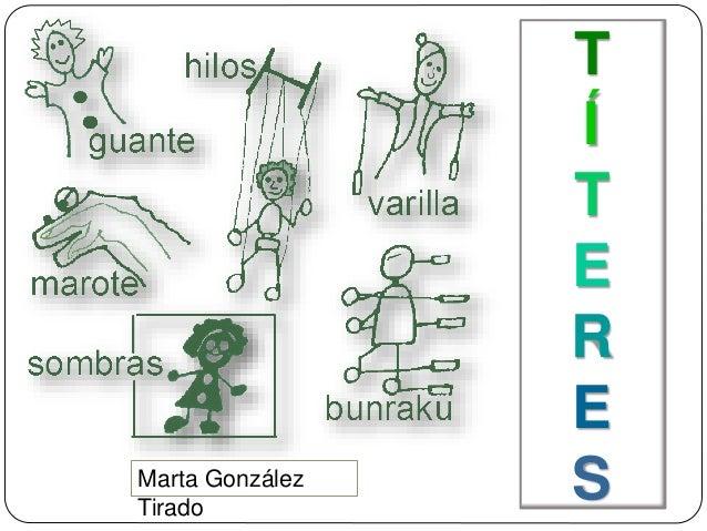 T Í T E R E SMarta González Tirado