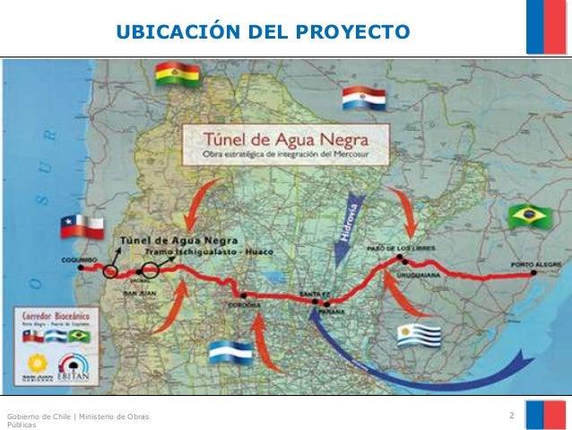 Resultado de imagen para El túnel Agua Negra