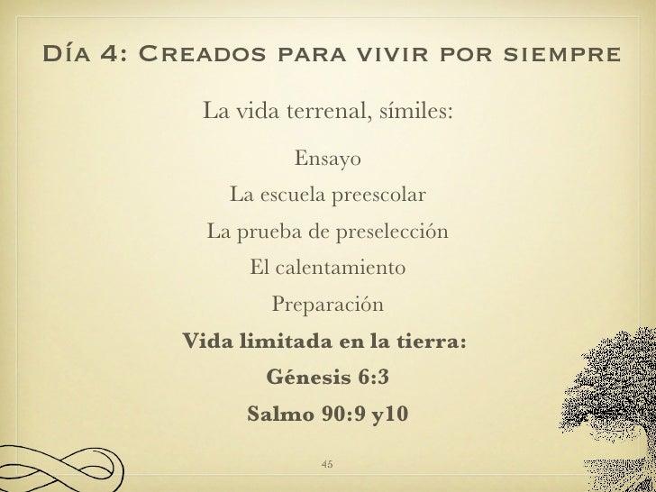 <ul><li>La vida terrenal, símiles: </li></ul><ul><li>Ensayo </li></ul><ul><li>La escuela preescolar </li></ul><ul><li>La p...