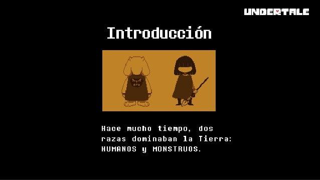 Localización de videojuegos: UNDERTALE Slide 3