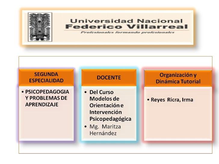 ORIENTACION                     EDUCACIONAL EN EL                           PERU                              es          ...