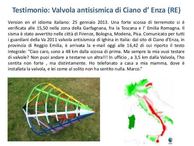 Presentaci n valvula antisimica de pier l ighina - Ricci casa ciano d enza ...