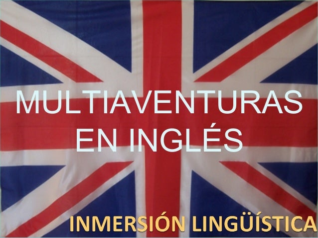 MULTIAVENTURAS EN INGLÉS