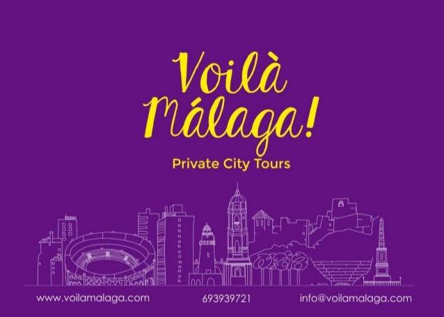 Presentación Voilà Málaga - Private City Tours  (Español)