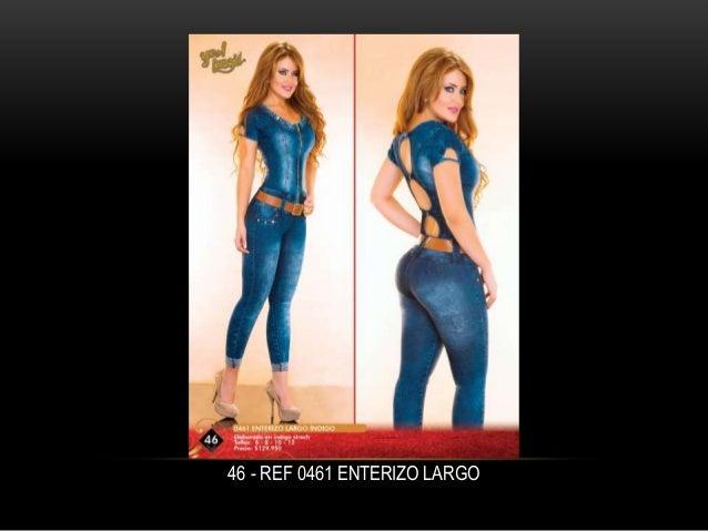 7585af1424 45 - REF 0464 CONJUNTO PANTALON  29. 46 - REF 0461 ENTERIZO LARGO ...