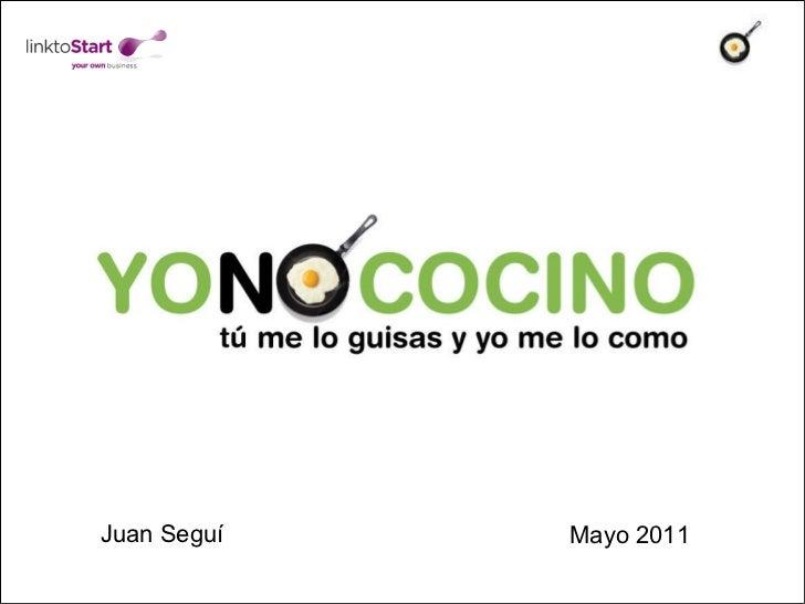 Juan Seguí Mayo 2011