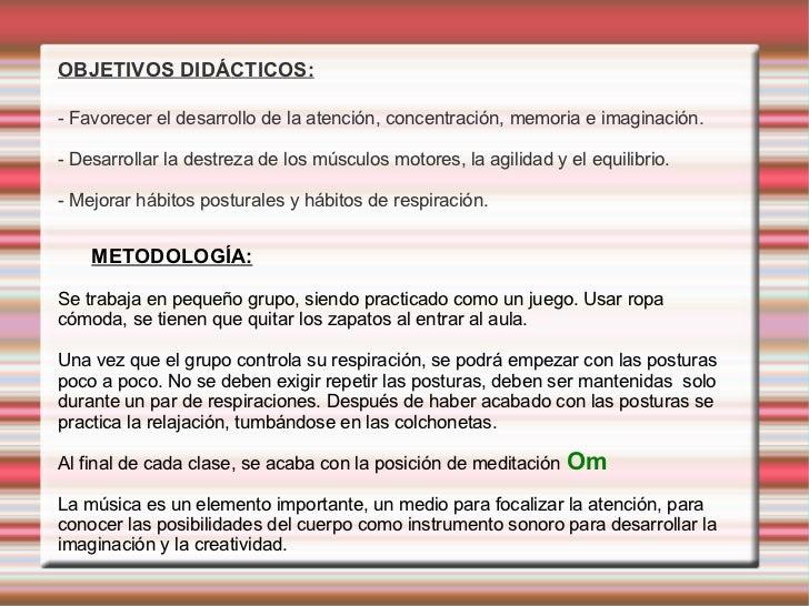 Presentación yoga 3ºh Slide 3