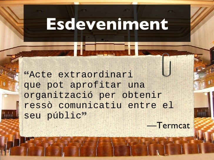 Universitat d'Estiu 2010 Curs Turisme a Lleida. Turisme de negocis Slide 3