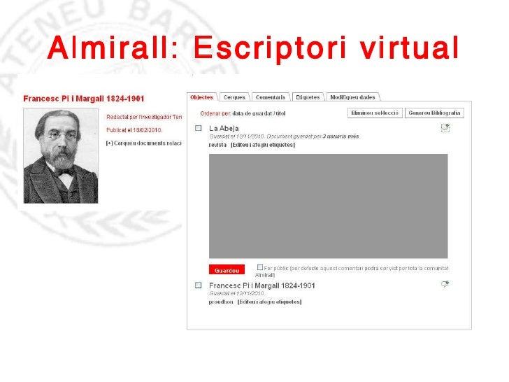 Almirall: Escriptori virtual