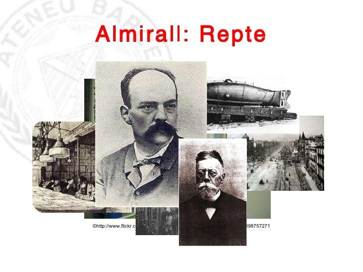 Almirall: Repte <ul><li>© http://www.flickr.com/photos/bibliogirl/1315802478/in/set-72157606398757271 </li></ul>