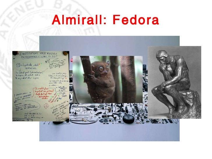 Almirall: Fedora