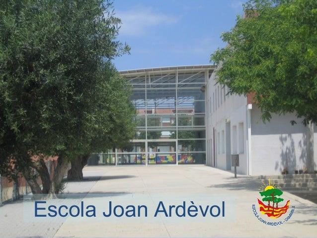 Escola Joan Ardèvol
