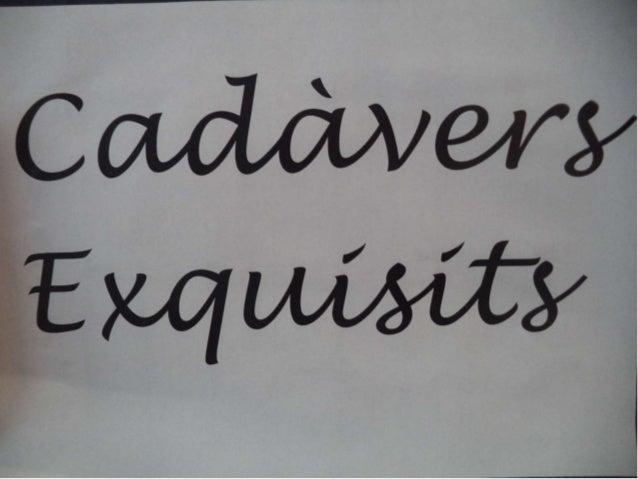 Cadàvers exquisits 5è B