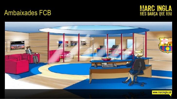 Ambaixades FCB