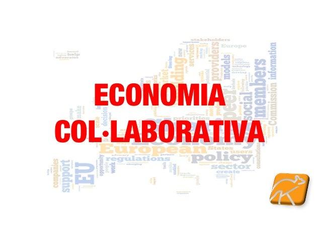 ECONOMIA COL·LABORATIVA