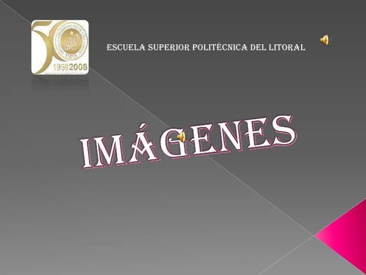imágenes<br />