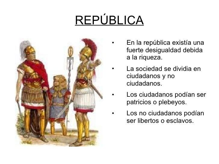Resultado de imagen de roma republicana antigua