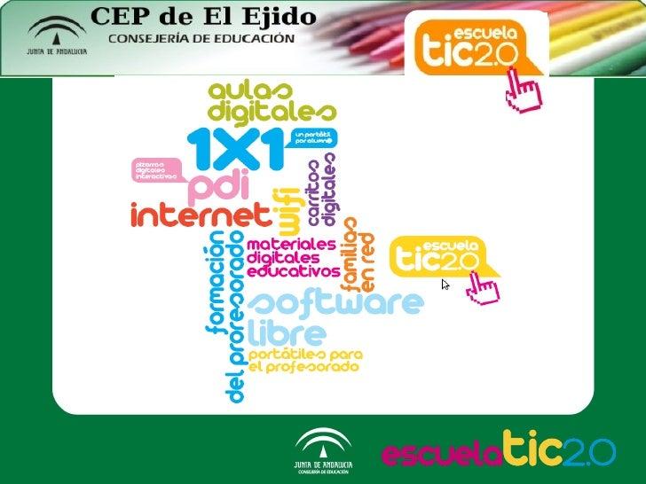 PLAN DE FORMACIÓN DEL PROFESORADO                    MÓDULO I  COMPETENCIAS BÁSICAS TIC 2.0                  Sesión III:  ...