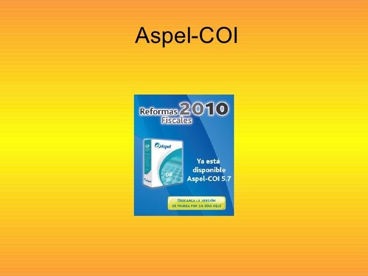 Aspel-COI