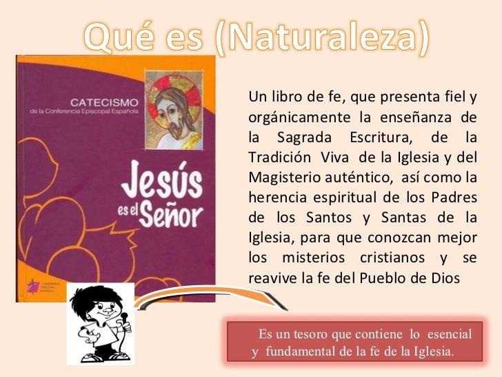 Nuevo Catecismo : Jesús es el Señor Slide 2