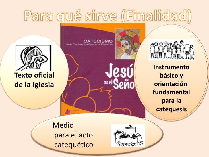 Nuevo Catecismo : Jesús es el Señor Slide 3